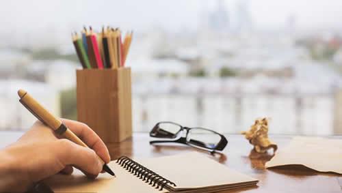 写作是超前意识 把灵感瞬间记录