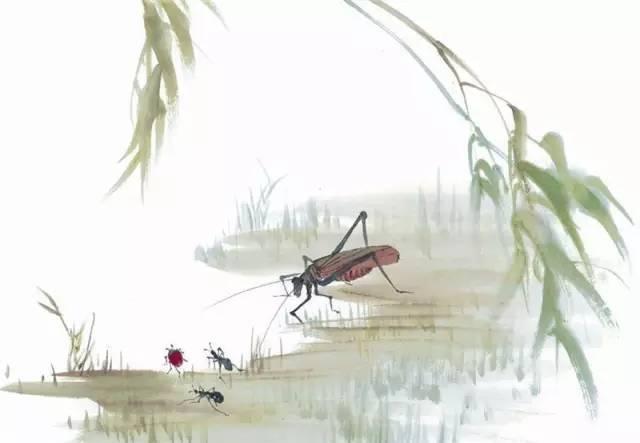 就是那一只蟋蟀(朗诵:董浩&严晓频)