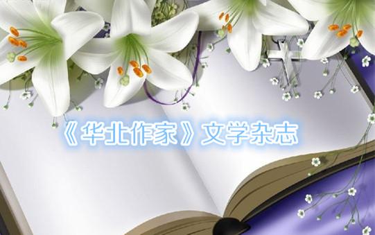 《华北作家》纯文学杂志2019年约稿