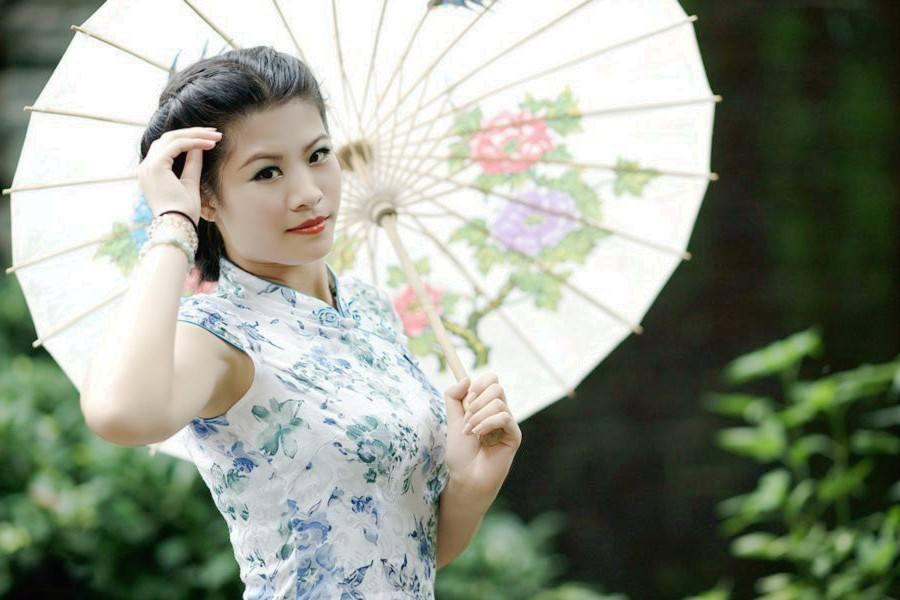 爱情如江南的青花瓷