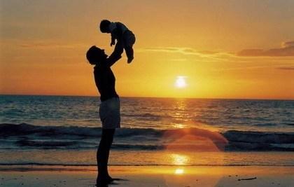 父亲,我心中的太阳