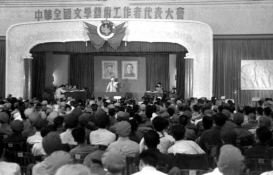 中国作家协会的七十年