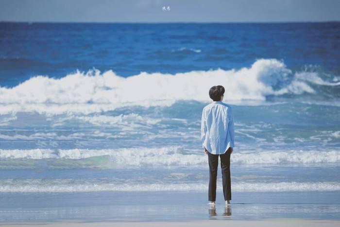 海风吹过的夏天